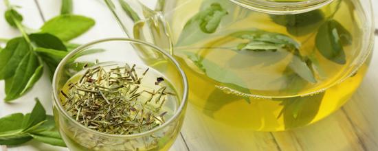 Groene thee en rode wijn bij stofwisselingsziekten